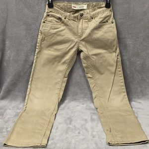 Levi's 511 Slim-Boys Size 10 Pants